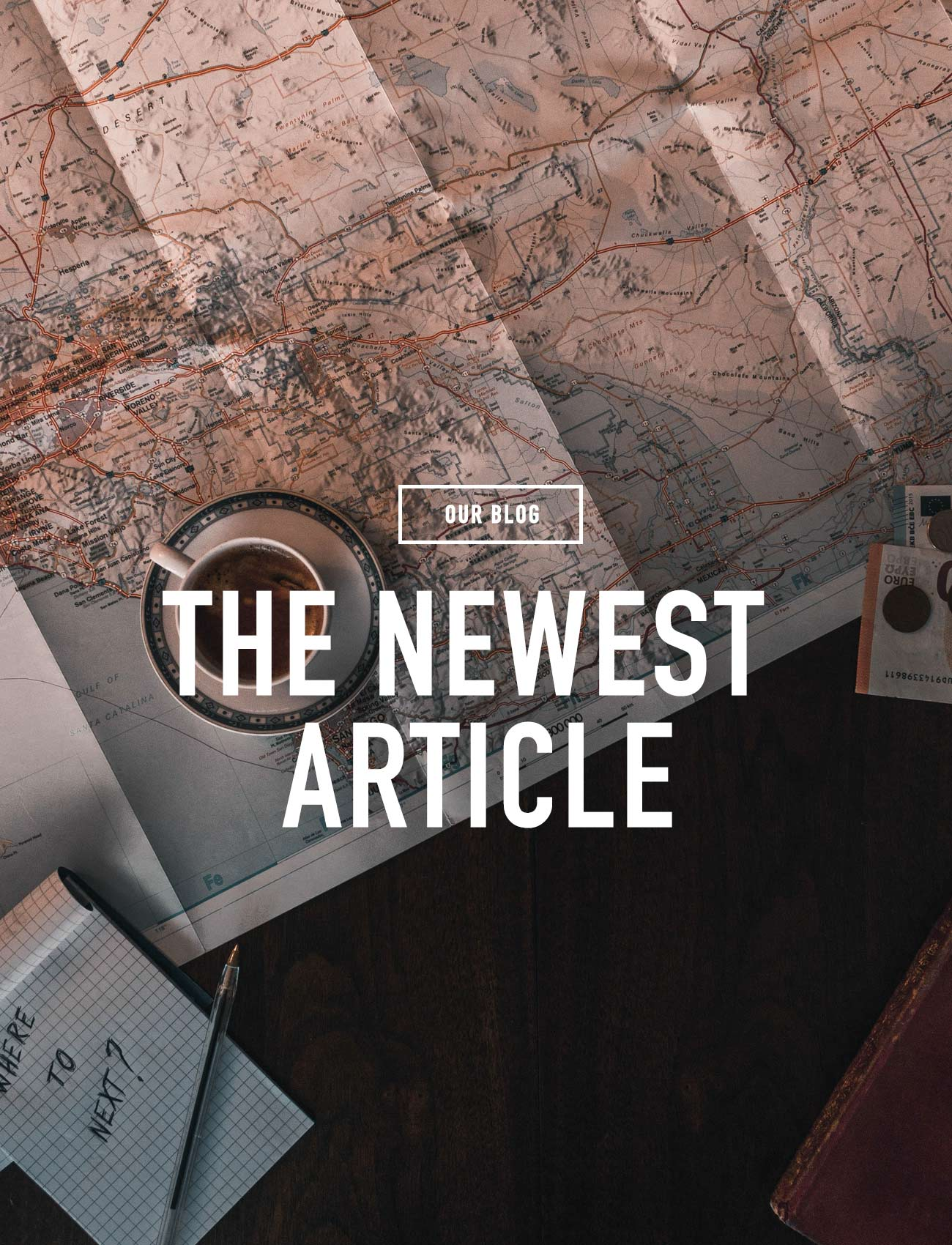 The Newest Article